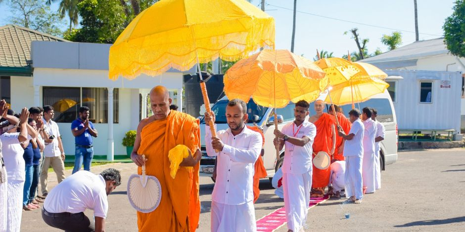 Official start to 2020 operations in Sri Lanka