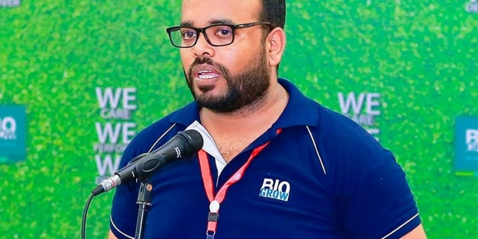 New General Operations Manager for BIOGROW Sri Lanka