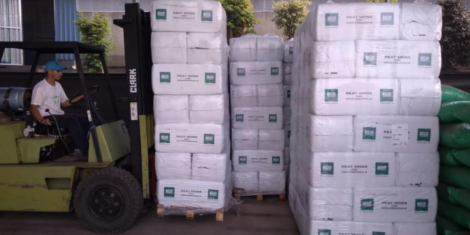 ECOGROW premium peat moss substrates